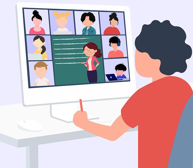 تطبيق الفصول الافتراضية - التدريس أونلاين - كورسات إنجليزي